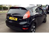 2016 Ford Fiesta 1.0 EcoBoost Zetec Black 5dr Manual Petrol Hatchback