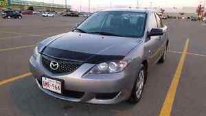2006 Mazda3, new MVI + Remote Car Starter