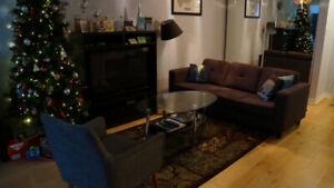 1br + den -Bay St - $2450 month all utilities and parking inc.