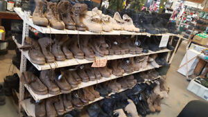 Army Boots $10.