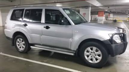 Mitsubishi Pajero Ormiston Redland Area Preview