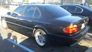 2000 BMW 740i Sport Black/Amazing