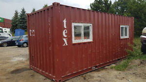 20' Mobile Office Shipping Container - Brand New Shape Low Price