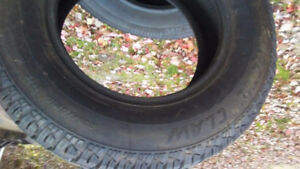 4 Studded Tires 2- 235/70/16 & 2 235/75/16