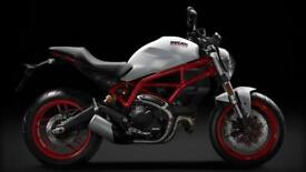 2018 Ducati Monster 797+ Ex Demo Bike - NATIONWIDE DELIVERY AVAILABLE