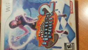 Dance Dance Revolution 2 hottest party Wii game
