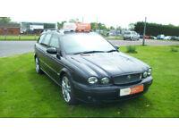 Jaguar X-TYPE 2.2D Sport