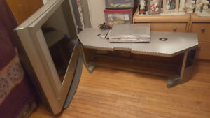 """42"""" Wega tv, Stand & DVD Player for sale!!!"""