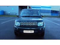 Land Rover Discovery 4 3.0TDV6 ( 242bhp ) 4X4 Auto 2010MY XS