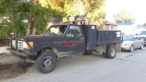 1992 Ford superdty dually 1 ton