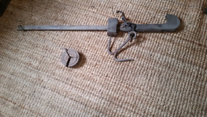 Old Hanging Scale
