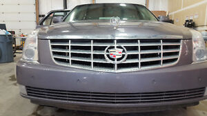 2007 Cadillac DTS chrome Sedan