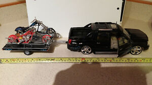 Cadillac Escalade / OCC Choppers/trailer Ideal Ind.