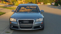Luxury knows no bounds, with this elegant 2007 Audi A8L.