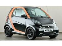 2013 smart fortwo coupe Brabus Xclusive 2dr Softouch Auto [102] Small petrol Aut