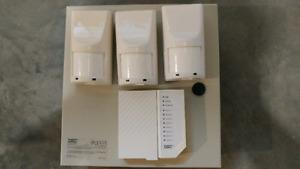 Système d'alarme DSC PC-1555