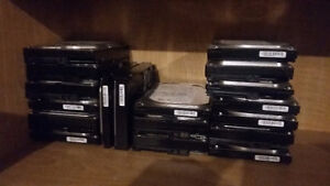 "Used 3.5"" Desktop Hard Drives for sale 250/320/500/750GB"