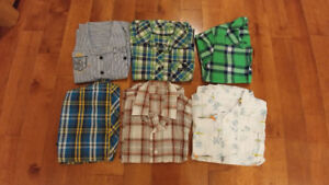 Summer clothing for boy. 4 T. $1/item