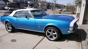 Restored 1967 Camaro SS SOLD!!! 48K