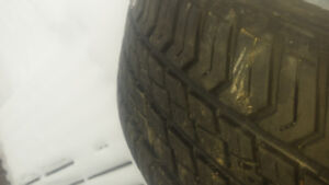 """14"""" Rims and tires for sale"""
