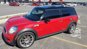 2010 MINI Clubman S *garantie prolonger*