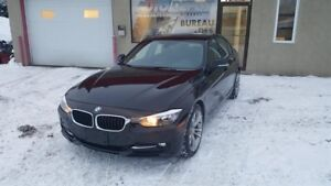 BMW 3 Series 320i xDrive Sport package 2014