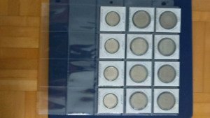 Canadian collectable coins