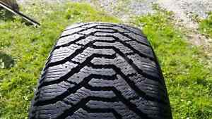 1 only! goodyear ultragrip ice radial