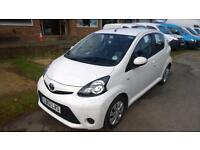 Toyota Aygo VVT-I Ice 5dr PETROL MANUAL 2012/12