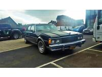 1980 Chevrolet Caprice LHD LPG RARE MODEL NEEDS TLC 4dr Dutch Reg