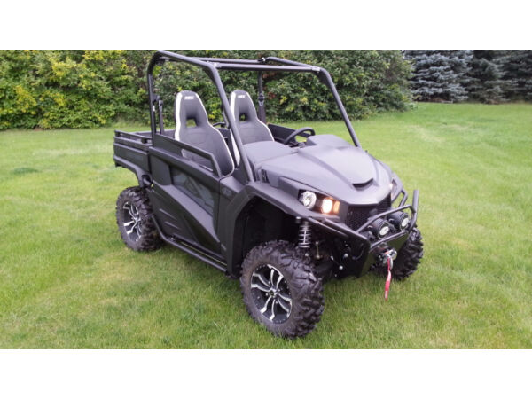 2014 John Deere RSX 850i Special Edition