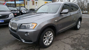 2013 BMW X3 35i SUV, Crossover **$22,990 + HST** LOW KMS***