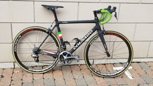 Colnago C60 Dura Ace Di2 with power meter /size 52s (56 normal)
