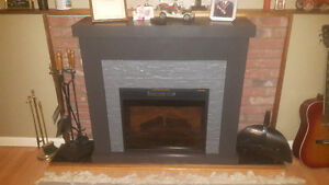 Paramount Fireplace Mantel