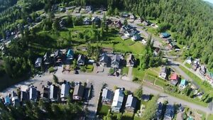 SHUSWAP LAKE - RV / BUILDING LOT WILD ROSE BAY PROPERTIES