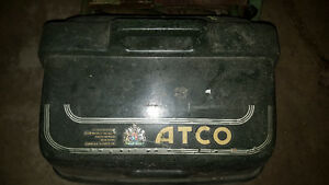 ATCO rotary blade lawnmower with roller London Ontario image 1