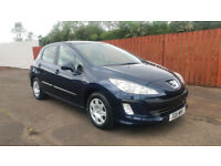 2011 PEUGEOT 308 S 1.6 HDI *59000 MILES*FINANCE FROM £16 A WEEK*
