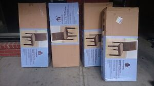 New Hometrends Parson Dining Chairs