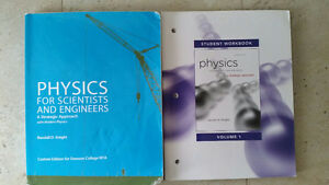 Physics for scientists & engineers MANUAL & WORKBOOK  Dawson
