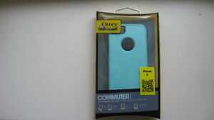OTTER BOX DEFENDER AND COMMUTER CASES FOR iPHONE 5&5S