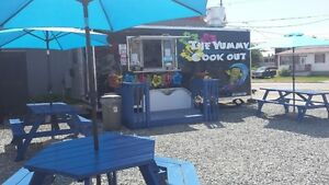 Food Concession/ Chip Stand/ Food trailer