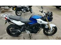 2015 65 BMW F800R NAKED F 800 R ROADSTER CLEAN HISTORY HPI CLEAR GREAT SPEC