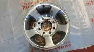 Six sets of alloy and steel rims  Cambridge Kitchener Area image 1