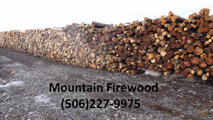 MOUNTAIN FIREWOOD LTD DRY MAPLE !