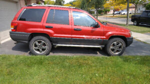 Or Best Offer 2004 Jeep Grand Cherokee Rocky Mountain Edition