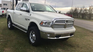 Looking to trade or sell my late 2017 Dodge ram 1500 Eco diesel