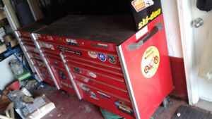 Snap On tool chest, tool box, used HUGE