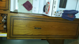 complete set kitchen cabinets & counter top
