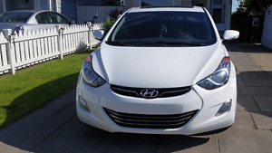 2011 Hyundai Elantra Limited w/Nav Sedan