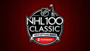 Canadiens Superbowl Weekend Outdoor Classic 100